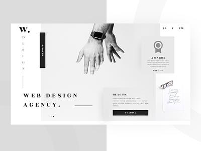 Web Design Agency Web site flat minimal ui branding ux web @uiux @webdesign @prototyping @uxui @web @prototyping @uxui @webdesign @prototyping design