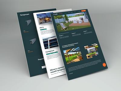 Mockup Landing #1 @uxui @web @prototyping @uiux @webdesign @prototyping @uxui @webdesign @prototyping design