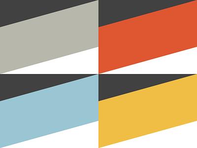 Same nGen colors, new nGen style ngenworks color palette