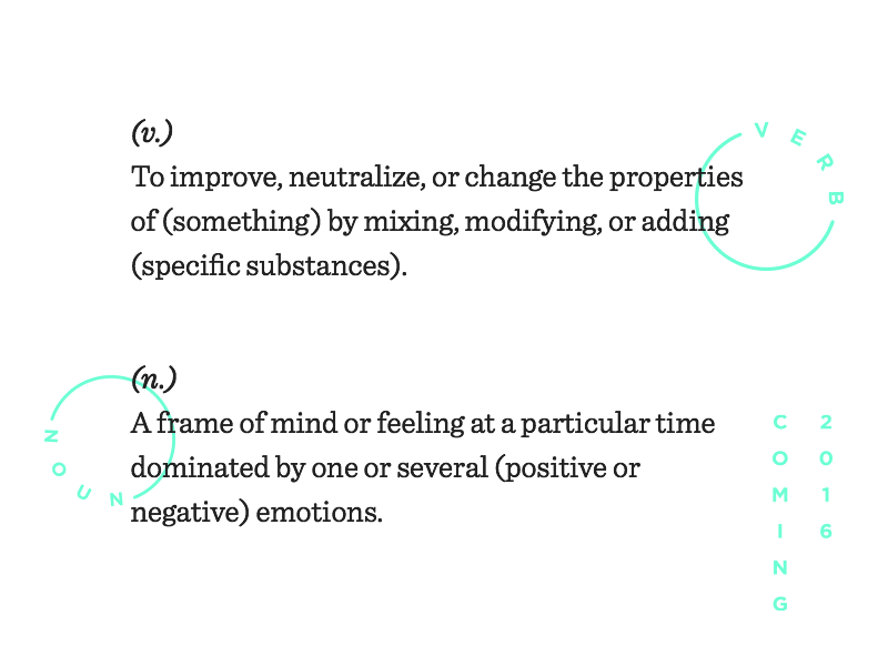 Temper definition by Russel Quadros - Dribbble