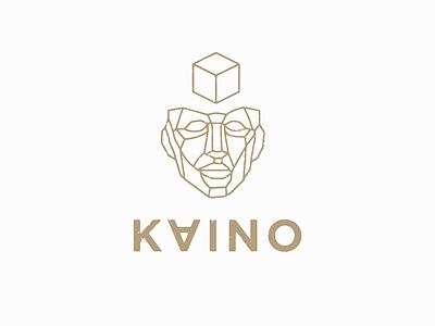 Kaino design деос деодамус branding id sign logotype deodamus logo deos