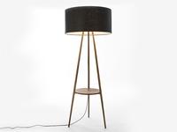 Lumitri #001 swissmade wood light tripod
