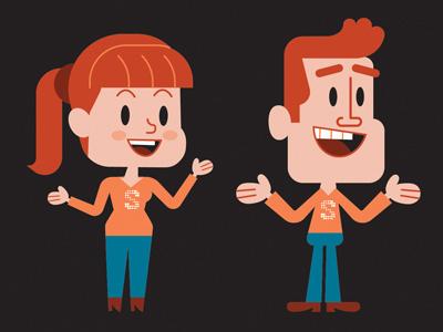 Dribble Saltoconred illustration comic children mondotrendy cartoon