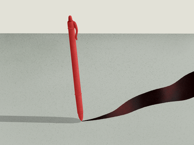 Divide procreate illustration