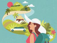 Sunday Times Travel Magazine - Flashpacking