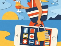 Sunday Times Travel Magazine - Digital Safety Abroad