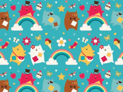 Oddcats! Pattern