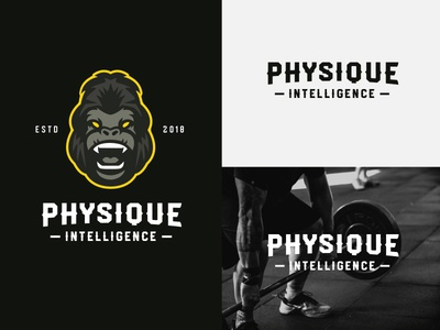 Physique Intelligence - Personal trainer logo