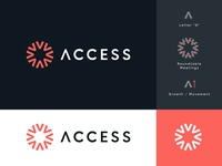 Access Logo design