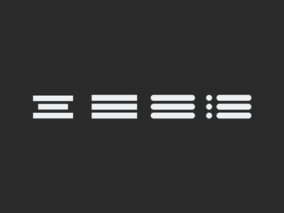 Menu Icons Design