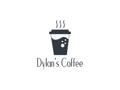 Logo Design-Dylan's Coffee