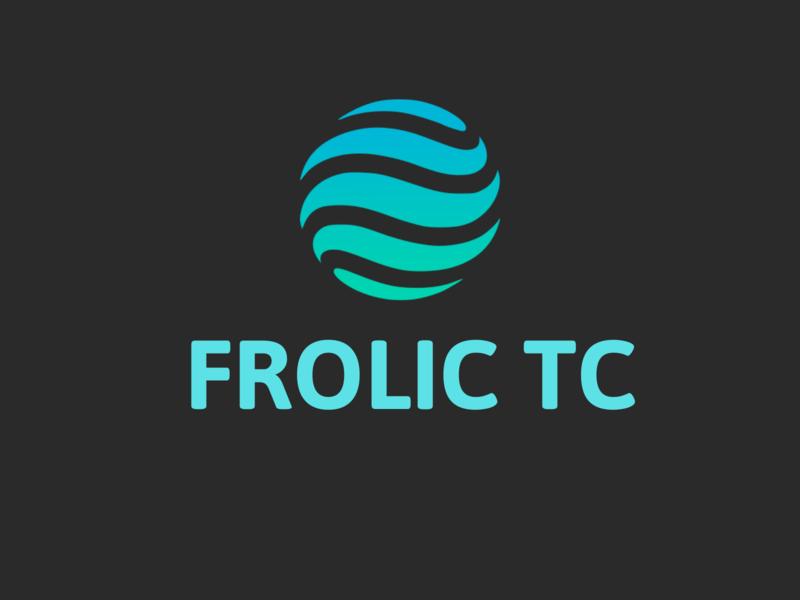 Logo Design-Frolic TC v2