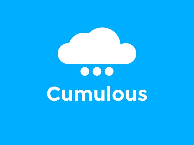 Logo Design-Cumulous