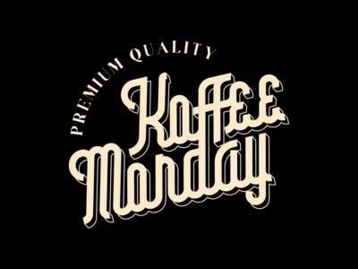 Koffee Monday Brand Logo