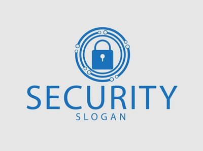 This is a security type logo