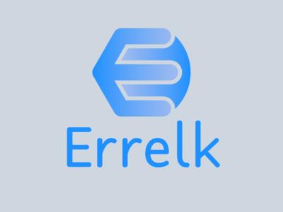 E new logo design