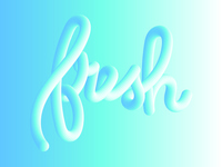 fresh.