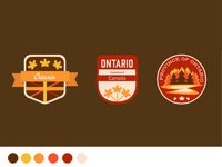 ontario badges