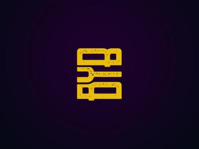 Build Your Burger food branding burger bar new 2017 minimal simple icon monogram build logo burger
