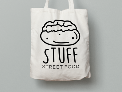 Stuff Street Food / Logo