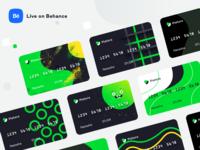 Platora dashboards live on Behance