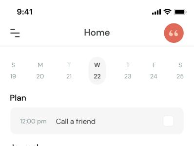 Hellobetter homescreen prototypes sleep application psychology course insurance health research psychologists healthcare emental search dashboard design ios ui illustration app sharma neel prakhar