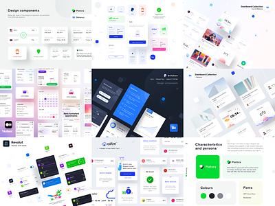 Design components 2020 trending 2020 cards graphics branding user interface experience ux behance components user icon ios web illustration app ui design sharma neel prakhar