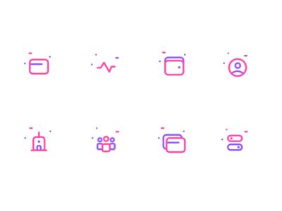 Test Icons for pleo.io