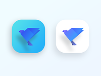 Messenger App Icon Exploration 2