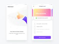 Investment app WIP