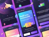 Investment App Wip 3 (Darker shade)