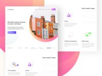 Property web exploration