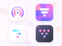 App Icons samples for wifi connectivity