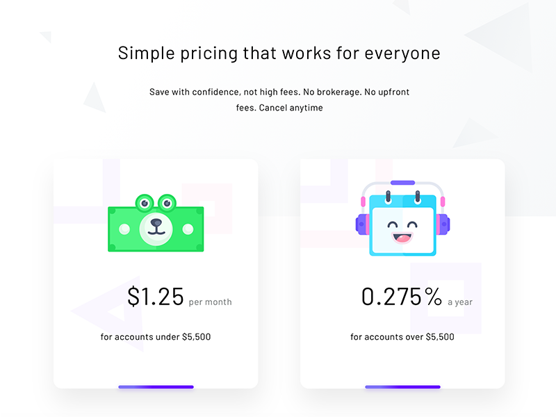 Pricing Page - Firststep(WIP) blog design blog illustration savings download blog investment money cash account price web