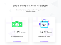 Pricing Page - Firststep(WIP)