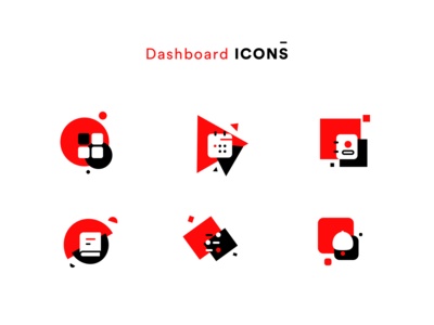 Dashboard icons ver.2
