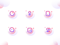 Otis mobile service icons (source)