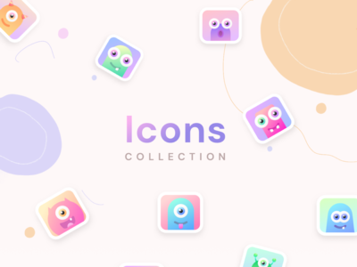Icons collection - 2018 (WIP...)