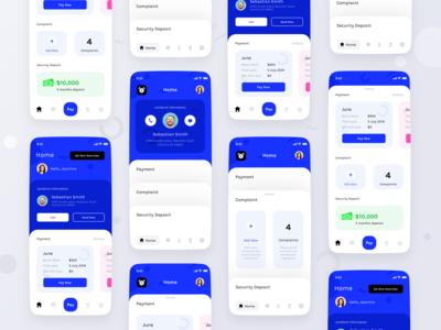 Tenant app home versions