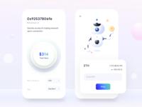 AI Trading platform screens (WIP)