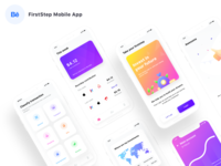 FirstStep mobile app Case study