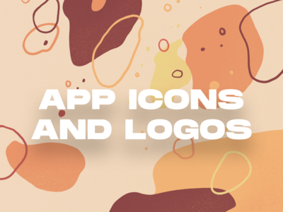 App icons and logos collection 2019