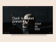 Dark is sweet