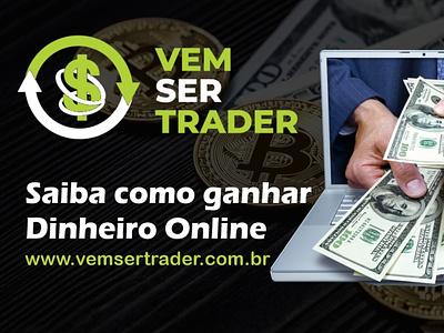 como ser trader bitcoin