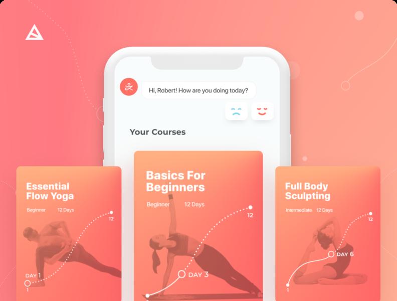 Zenia - yoga app