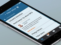 Lawyer mobile application