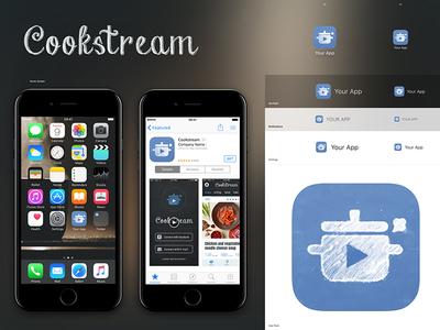 Recipe app - icon
