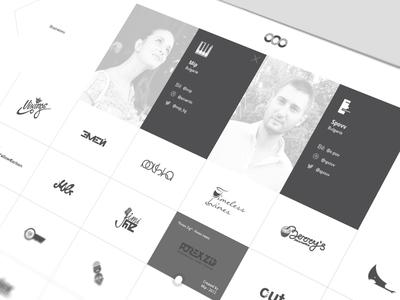 Portfolio site