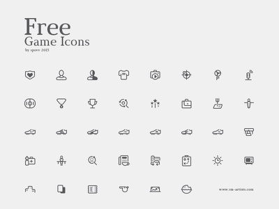 Free Game Icons game icons soccer football free freebies shape tactics clubs career diet search