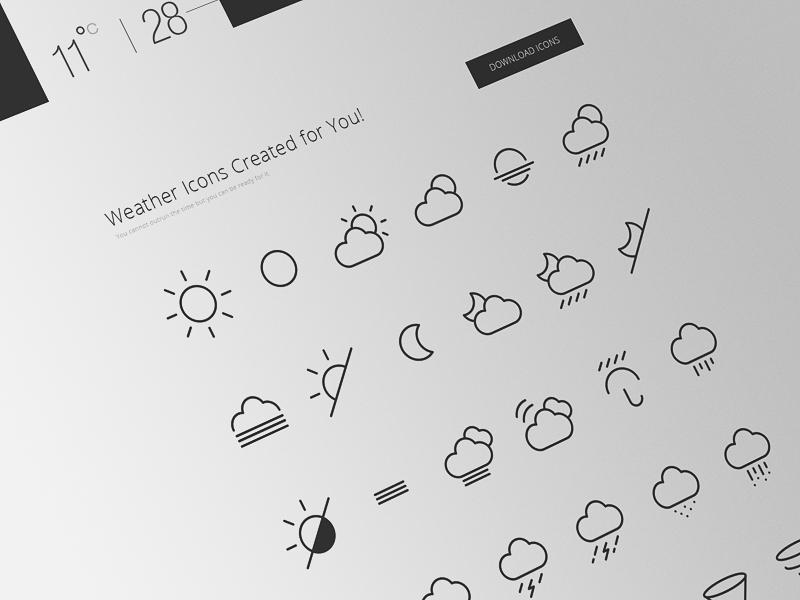 Free Weather Icons shape freebies psd ai weather time app icons free weather icons vector